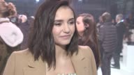 INTERVIEW Nina Dobrev on the possibility of a sequel and Julia Roberts at xXx Return of Xander Cage Premiere European Premiere at Cineworld 02 Arean...