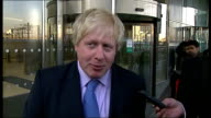 No deal yet for West Ham United to move into the Olympic Stadium London Boris Johnson interview SOT Got to make sure it's the best possible deal for...