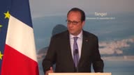 No European country can avoid taking in refugees who have the right to asylum French President Francois Hollande says Sunday amid a growing row over...