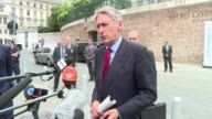 No nuclear deal between Iran and world powers is better than a bad deal Britain's foreign minister says as he arrives for talks just days before a...
