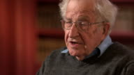 Noam Chomsky talking about the concept of 'ownership'