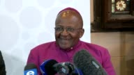 Nobel peace laureate Desmond Tutu Wednesday celebrated 20 years of freedom in South Africa as a heck of an achievement while confirming that he would...