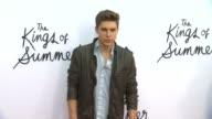 Nolan Funk at The Kings Of Summer Los Angeles Premiere on 5/28/2013 in Hollywood CA