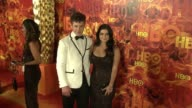 Nolan Gould and Ariel Winter at the 2015 HBO Emmy After Party at The Plaza at the Pacific Design Center on September 20 2015 in Los Angeles California