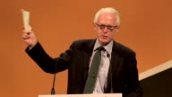 Norman Lamb address the Liberal Democrat party conference in Bournemouth asserting his pride in the party proposing ways to revitalise the NHS and...