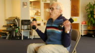Norm's Dumbbell Workout
