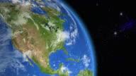 Nordamerika von Raum