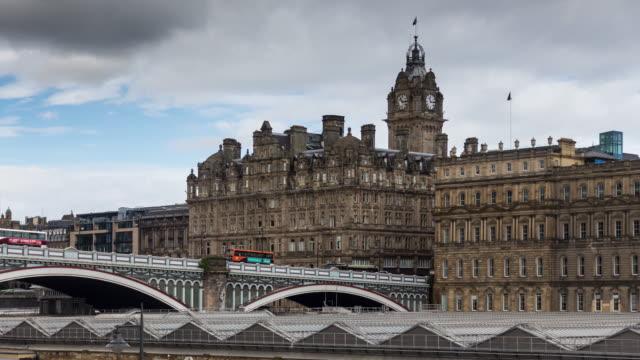 North Bridge, Edinburgh - Time Lapse