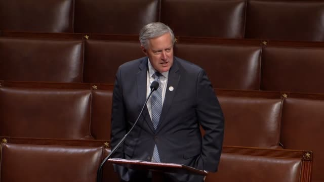 North Carolina Congressman Mark Meadows says that over the past year government had been mired in a fruitless aimless and sometimes laborious...