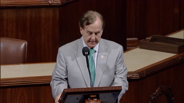 North Carolina Congressman Robert Pittenger says that for many Memorial Day has become just another reason for a cookout but the holiday is very real...