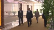 North Korean Foreign Minister Ri Yong Ho leaves Pyongyang to attend the ASEAN Regional Forum in Manila as it faces a diplomatic barrage over its...