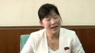 North Korean Olympic Judo Gold Medalist Kye Sun Hi had an interview with Kyodo News on Wednesday August 12 She clinched the gold at 48kilogram class...