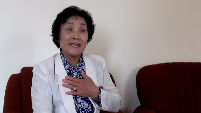 North Korea's legendary speed skate heroine Han Pilhwa who became the first Korean winter Olympics medalist in 1964 on Friday May 22 appealed for an...