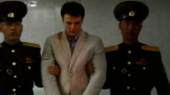 North Korea's top court on Wednesday sentenced an American university student who has been detained since early January for committing what Pyongyang...