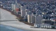 North Myrtle Beach  - Aerial View - South Carolina,  Horry County,  United States