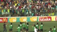 Northeastern Brazil is celebrating the first visit by the national team in 11 years VOICED Selecao fever hits the Brazilian town on June 19 2013 in...