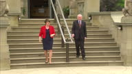Northern Ireland's First Minister Arlene Foster has dismissed calls for her to resign as 'misogynistic' The Democratic Unionist leader told Sky News...
