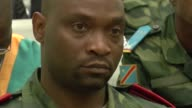 Notorious Congolese warlord Germain Katanga was back in the dock Wednesday for crimes against humanity after completing a first 12 year sentence...
