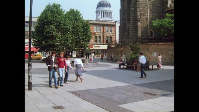 1981 - Nottingham churches