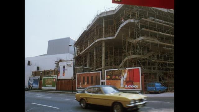 1981 - Nottingham construction