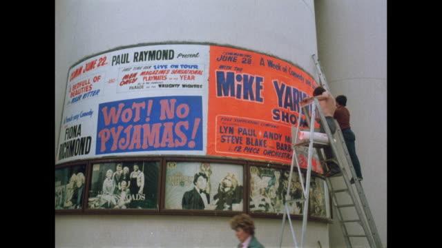 1981 - Nottingham Theatres