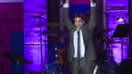 J Novak comedy at the Scleroderma Research Foundation's 'Cool Comedy Hot Cuisine' at Beverly Hills CA