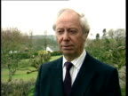 Opposition EXT CMS Sir Donald Miller intvwd SOT When Scottish Nuclear was withdrawn from the electricity privatisation in Scotland it was done on the...