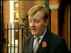 Nuclear submarine accident ITN London Charles Kennedy MP interviewed SOT I've already spoken with Geoff Hoon on the matter he knows of my view I...