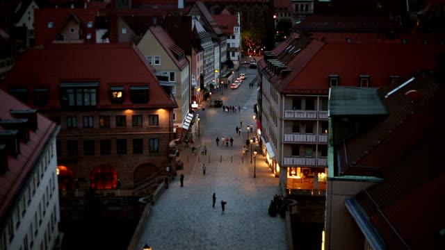 Nuermberg at night