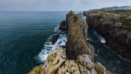 Nueva de Llanes, Llanes council, Cantabrian sea, Asturias, Spain, Europe