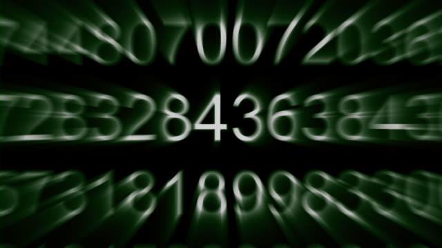 Numbers Green (HD)
