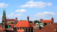 PAN Nuremberg Old Town And The Castle