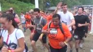 Obstacle Race Spartan entrants pushed to limits Start field up hill