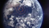 Oceanic earthquake Japan
