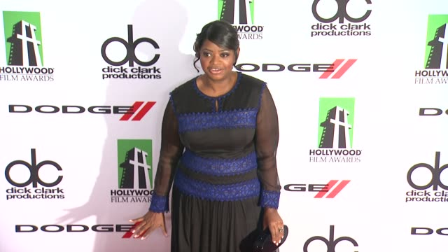 Octavia Spencer at 17th Annual Hollywood Film Awards Gala on October 21 2013 in Beverly Hills California