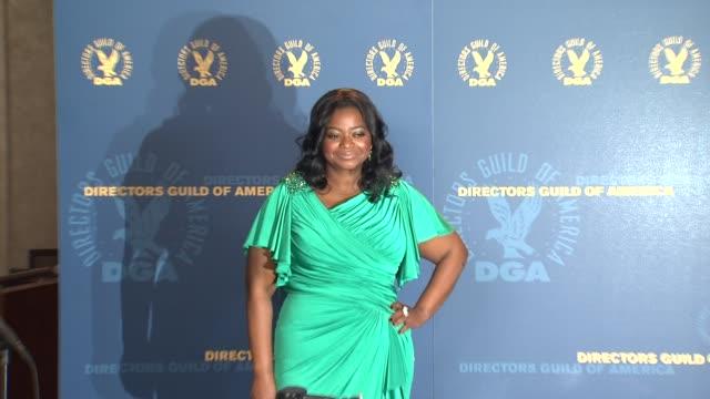 Octavia Spencer at 64th Annual DGA Awards Press Room on 1/28/12 in Los Angeles CA