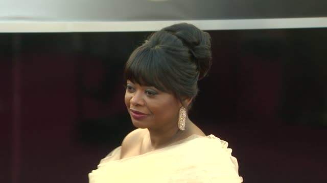 Octavia Spencer at 85th Annual Academy Awards Arrivals in Hollywood CA on 2/24/13