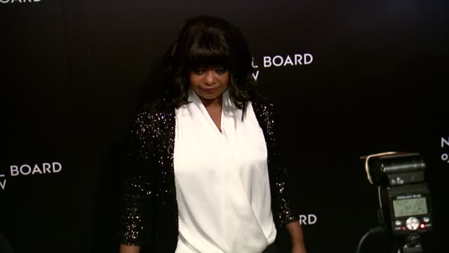 Octavia Spencer at National Board of Review Awards Gala at Cipriani 42nd Street on in New York USA
