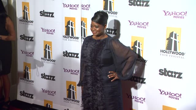 Octavia Spencer at the 15th Annual Hollywood Film Awards Gala at Beverly Hills CA