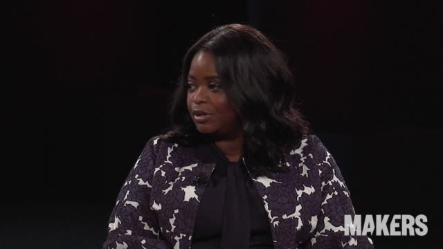 INTERVIEW Octavia Spencer at The 2017 MAKERS Conference Day 1 at Terranea Resort on February 06 2017 in Rancho Palos Verdes California