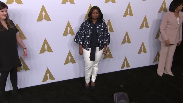 Octavia Spencer at the 89th Annual Academy Awards Nominee Luncheon at The Beverly Hilton Hotel on February 06 2017 in Beverly Hills California