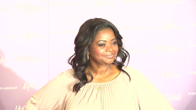 Octavia Spencer at The Hollywood Reporter's Annual 'Power 100 Women In Entertainment Breakfast' Beverly Hills CA United States 12/7/11