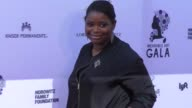 Octavia Spencer at The Wearable Art Gala at California African American Museum on April 29 2017 in Los Angeles California
