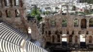 Odeon of Herod Atticus, Olympos, Athens, Greece