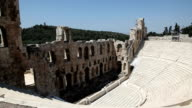 Odeon of Herod Atticus, Olympos, Athens, Greece