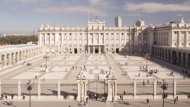 ZO TL of Palacio Real in Madrid, Spain.