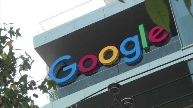 STOCKSHOTS of the Google building in Mexico