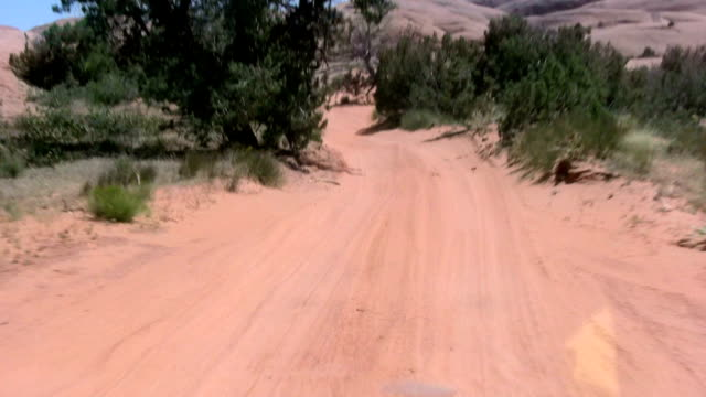 HD: Off road driving