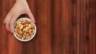 Offering cashews