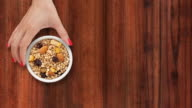 Offering granola